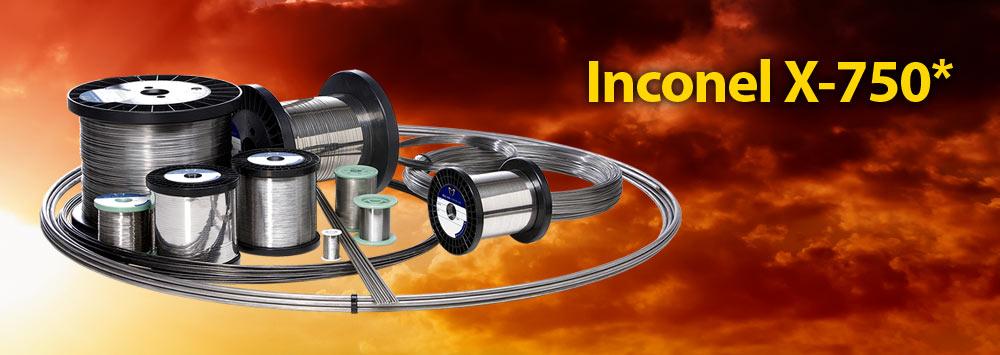 وایر فنری-inconel-x750